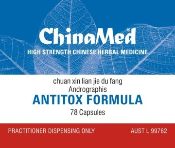 China Med - Antitox  Formula