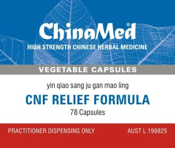 China Med - CNF Relief Formula
