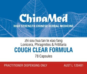 China Med - Cough Clear Formula