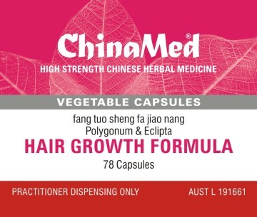 China Med - Hair Growth Formula (Fang Tuo Sheng Fa Jiao Nang 防脱生髮膠囊 CM136)