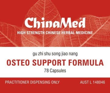 China Med - Osteo Support Formula