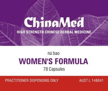 China Med - Women's Formula (Nu Bao 女寳 CM173)