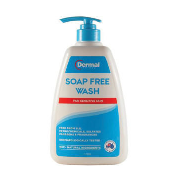 Dermal Therapy Soap Free Wash 1L
