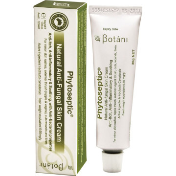 Botani Phytoseptic Natural Anti-Fungal Skin Cream 30g