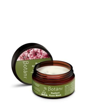 Botani Radiant Rose Mask