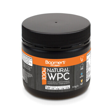 Boomers 100 perc Whey Protein Concentrate 300g