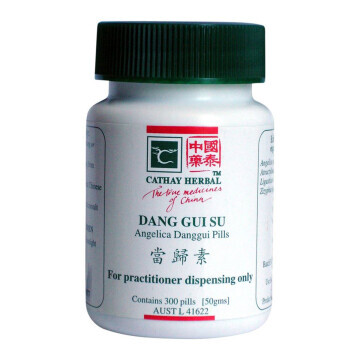 Cathay Herbal Angelica Danggui Formula (Dang Gui Su 當歸素)
