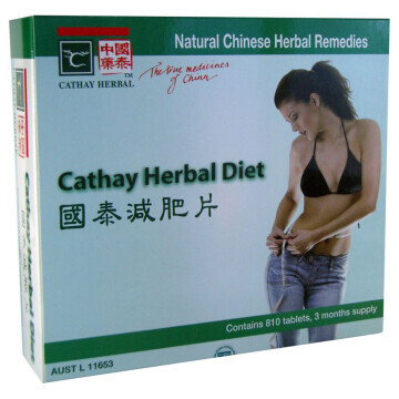 Cathay Herbal Diet