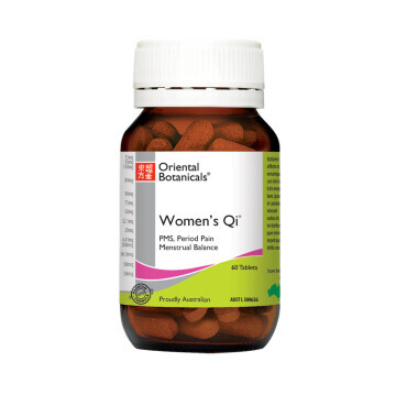 Oriental Botanicals Women's Qi 60 tablets
